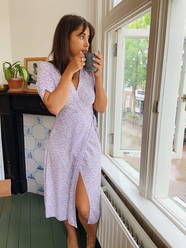 Yuna dress sayreen