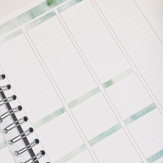 mascha planner agenda